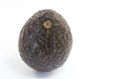 Avocado. This is a photo taken of tropical fruits avocado Royalty Free Stock Image