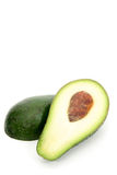 Avocado. Sliced Avocado Stock Image