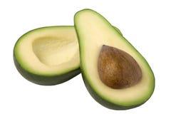 Avocado. Isolated on white background Stock Photo