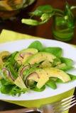 avocado ananasa sałatka Obrazy Royalty Free