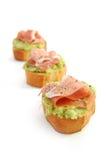 Avocado appetizer Royalty Free Stock Photography