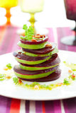 avocado beetroot Obrazy Royalty Free