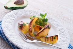 Avocado-cream Royalty Free Stock Photography