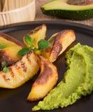 Avocado-cream Stock Photo