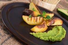 Avocado-cream Stock Photography