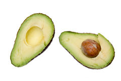 Avocado cut Royalty Free Stock Photo