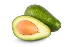 avocado dojrzały zdjęcie stock