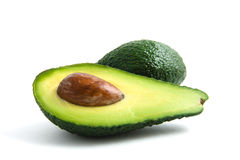 Avocado, exotic fruit Royalty Free Stock Image