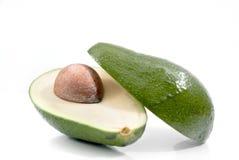 Avocado Fruit. Isolate Avocado Fruit on white background Royalty Free Stock Photography