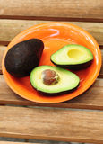 Avocado fruit Royalty Free Stock Images