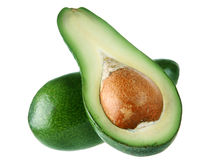 Avocado fruit Stock Photo