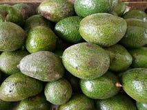 Avocado Fruit. Bunch of avocado fruit displayed in market Royalty Free Stock Images