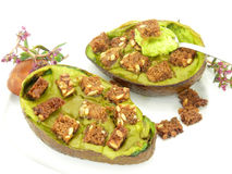 Avocado fruit Royalty Free Stock Photos