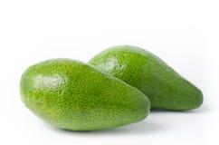 Avocado fruit. On white background,Healthy food Royalty Free Stock Image