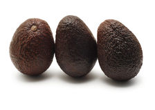 Avocado fruits Royalty Free Stock Photography