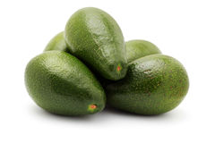 Avocado fruits Stock Photos