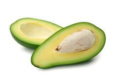 Avocado Fuerte Stock Images