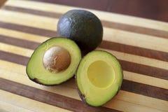 Avocado-gesunder Snack 2 Stockbilder