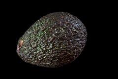 Avocado getrennt stockbilder