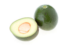 Avocado green fruit Royalty Free Stock Photo