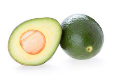 Avocado green fruit Royalty Free Stock Images
