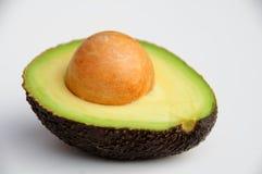 Avocado halb Lizenzfreies Stockfoto