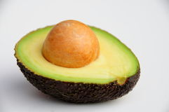 Avocado half Royalty Free Stock Photo