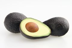 Avocado Half Stock Photos
