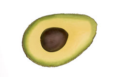 Avocado halve Royalty Free Stock Photo