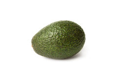 Avocado isolated on a white background Stock Image