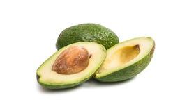 Avocado isolated Royalty Free Stock Photography