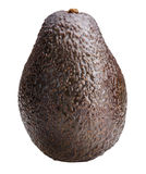 Avocado isolated on white background Royalty Free Stock Photo