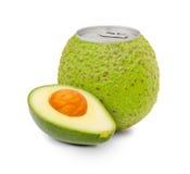 Avocado juice Stock Photos