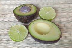 Avocado and Lime Stock Photos