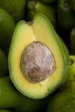 Avocado in Market Stock Photos