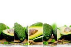 Avocado mix Royalty Free Stock Images