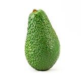 Avocado odizolowywający na białym tle Smakowita i zdrowa owoc Zdjęcia Stock