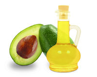 Avocado oil Royalty Free Stock Images
