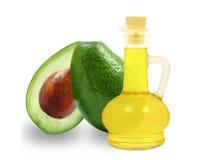 Avocado oil Stock Photos