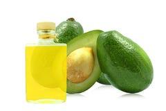 Avocado oil Royalty Free Stock Image