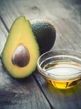 Avocado Oil Stock Photography