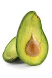 Avocado-oily nutritious fruit Royalty Free Stock Photography