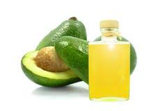 Avocado olej Obraz Royalty Free