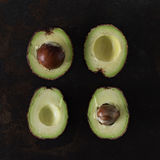 avocado organicznie Obrazy Stock