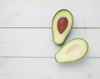 Avocado owoc skład zdjęcia royalty free