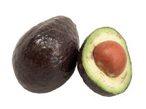 Avocado Pears Stock Image