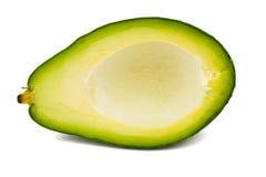 avocado połówka Zdjęcia Stock