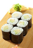 Avocado Roll Stock Images