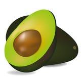 Avocado's royalty-vrije illustratie