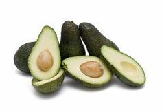 Avocado's aan kok. Royalty-vrije Stock Foto's